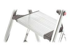 Hailo 4302-301 Aluminium Living Step Comfort Plus Deluxe Alu Folding 2-steps