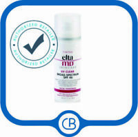 ELTA MD TINTED UV Clear Sunscreen SPF 46, 1.7 oz NEW IN BOX