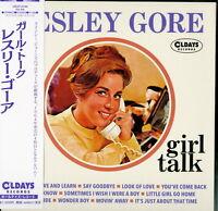LESLEY GORE-GIRL TALK-JAPAN MINI LP CD BONUS TRACK C94