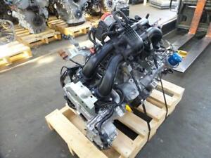 SUBARU IMPREZA ENGINE PETROL, 2.0, FB20, MANUAL T/M, G4, 12/11-10/14 11 12 13 14