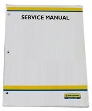 New Holland Ford Master Service Bulletin 1965-87 Tractor Service Repair Manual