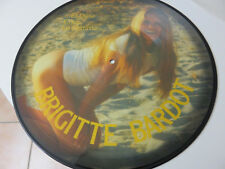 Brigitte Bardot - and god created the woman - Picture-LP - Rar  - neu