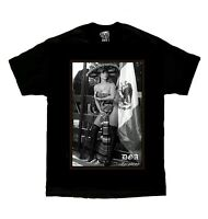 Frontera Viva Mexico Lowrider Chicano Art David Gonzales T Shirt