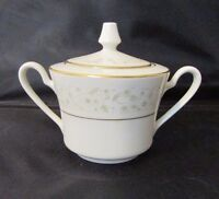 VIntage Noritake Carlyle Sugar Bowl & Lid by Contemporary Noritake Japan