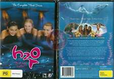 H2O: Just Add Water - Series 3 (4 Discs) NEW DVD h20 tv mermaids REGION 4 Austra