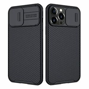 Apple iPhone 13 Pro Max CamShield Slide Camera Stylish Business Shockproof Cover
