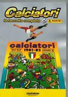 Ristampa Album Calciatori 1981-82 Gazzetta Sport Ediz. 2012