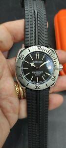 JeanRichard Aquascope Men's 44mm Automatic Sports Casual Watch