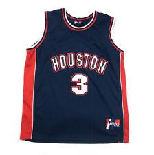 XXL Houston Rockets Steve Francis Navy Blue Red Jersey Men's 2XL