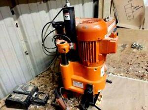Blum Deluxe Hinge Insertion Machine,  $4750.00 new, please read below......