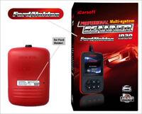 iCarsoft i920 für Ford OBD Diagnosegerät Scanner Motor Getriebe ABS Airbag...