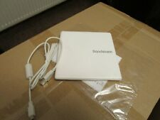 DVD  writer external usb slim Sandstrom SEDVDWH18 white no box