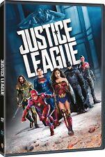 JUSTICE LEAGUE  DVD FANTASCIENZA