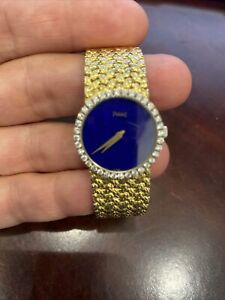 Piaget ladies diamond watch