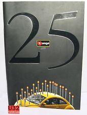 BURAGO CATALOG EDICION 1999 25 ANNIVERSARY NEW 79 PAGINAS
