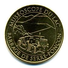 05 ROUSSET Barrage de Serre-Ponçon, Muséoscope 2, 2016, Monnaie de Paris