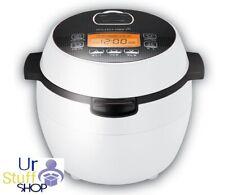 CUCHEN Mini Electric Rice Cooker and Warmer Korea Rice Cooker