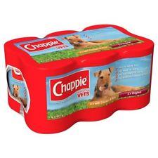 Chappie Favourites Chicken with Rice & Original Variety Pack (6x412g)