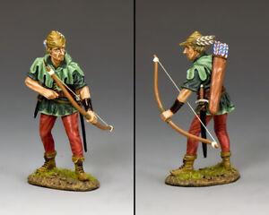 KING & COUNTRY ROBIN HOOD RH044 ARTHUR BOW BENDER MIB