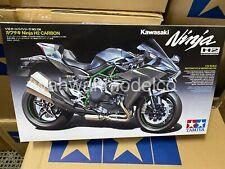 Tamiya 1/12 Kawasaki Ninja H2R Carbon [1/12 Motorcycle Series] model kit #14136