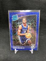 2018-19 Optic Jaren Jackson Jr Blue Velocity Prizm Refractor Rookie Rc #188 AA09
