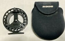 SAGE 3300 #5-6 3 1/2 Right hand Fly Fishing Reel With Reel Case Made in USA