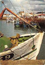 BT9458 Croix de vie le port de peche ship bateaux          France