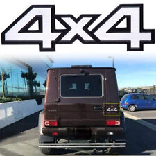Universal Metal 4x4 Badge Emblem 3D Sticker For Jeep Grand Cherokee Wrangler