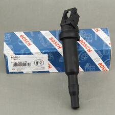 For BMW Ignition Coil Updated W/ Connector Boot 0221504470 OEM