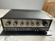 Vintage Teac AS-100 Integrated Amplifier