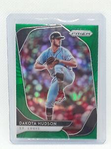 Dakota Hudson 2020 Panini Prizm Baseball - #102 GREEN - St. Louis Cardinals