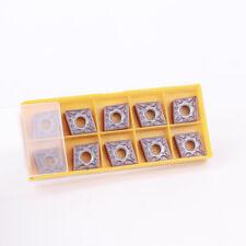 100PCS CNMG432MA CNMG120408-MA VP15TF High quality machining lathe CNC carbide