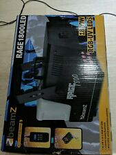 Beamz 160.718 Rage 1800LED Smoke Machine with Timer Controller