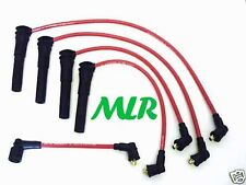LAND ROVER FREELANDER 1.8 K SERIES 8MM RED SILICONE IGNITION HT LEADS BX