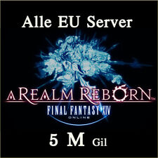 FINAL FANTASY XIV 5000000 Gil FF14 5 Million FFXIV Chaos Light PC PS4 5000 K EU
