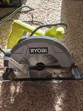 """Ryobi ZRCSB125 120V 13 AMP 7.25"""" Circular Saw - Green"""