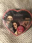 Twilight Breaking Dawn Heart Tin With Gummy Hearts with Cullen Pendant Necklace