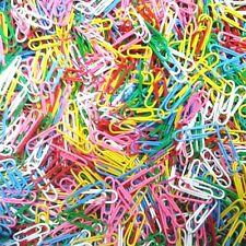 trombones 100 pièce couleur diverse