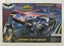 Mattel Tyco 2008 Batman Slot Car Race Set  Featuring The Batmobile / NEW RARE