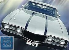 1968 Oldsmobile Cutlass / 442 W-30 & W-31 H/O Appearance Package - Ram Air