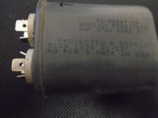 "Aerovox Capacitor 43-20847-04; 5uf; 370V; 60HZ-----""USED"""