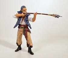 "2011 Mr Gibbs 6.5"" Jakks Action Figure Disney Pirates Of The Caribbean"