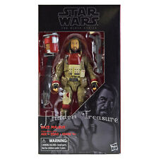 "Star Wars Black Series Baze Malbus 6"" Action Figure Rogue One"