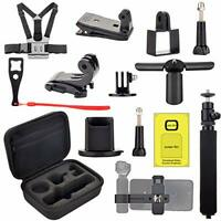 Accessories Kit Replacement for DJI Osmo Pocket - Carrying Case Mount Holder