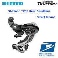 Shimano Tourney RD-TX35 6/7 Speed Direct Mount Bicycle Rear Derailleur