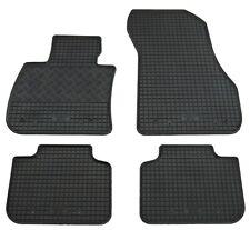 Gummi Fußmatten Set für BMW X1 F48 2014- + X2 F39 2018- Gummi Matten 4-teilig