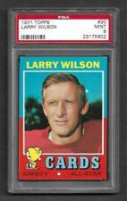 1971 Topps #20 Larry Wilson HOF PSA 9 MINT, Cardinals, Rare, POP 12, None Higher