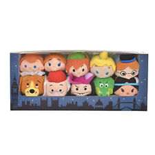 Disney Store TSUM TSUM Mini S Peter Pan Set of 10 Box Plush Toy Figure Tinker
