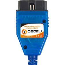 OBD2U Diagnose-Interface Standheizung inkl. Software für Webasto & Eberspächer