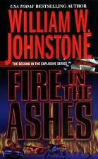 FIRE IN THE ASHES - NEW PAPERBACK BOOK